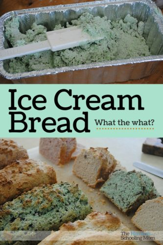 Ice Cream Bread contains only two ingredients. But does it work, and (more importantly) how does it taste? The Pinterest Busters decided to find out.
