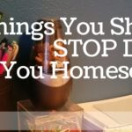 Seven Things You Should Stop Doing If You Homeschool