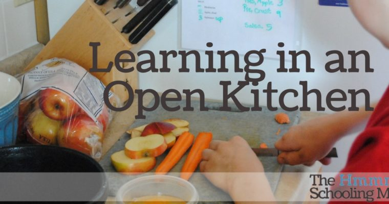 Learning in an Open Kitchen