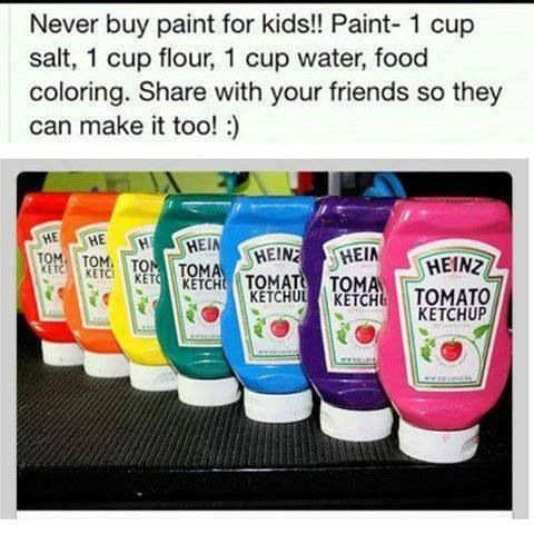 Pinterest Bustin': Homemade paint