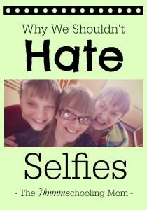 Why We Shouldn't Hate Selfies