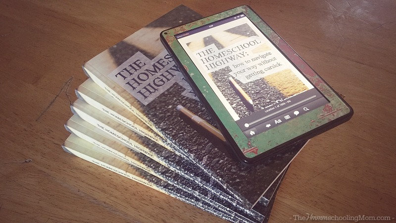 Tired of hearing the sugarcoated version of homeschooling? Check out The Homeschool Highway: How to Navigate Your Way Without Getting Carsick by Amy Dingmann, The Hmmmschooling Mom