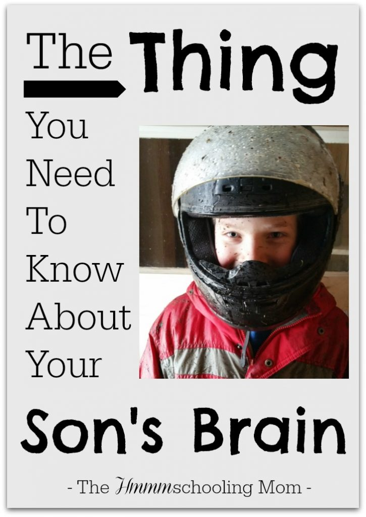 The Thing You Need to Know About Your Son's Brain