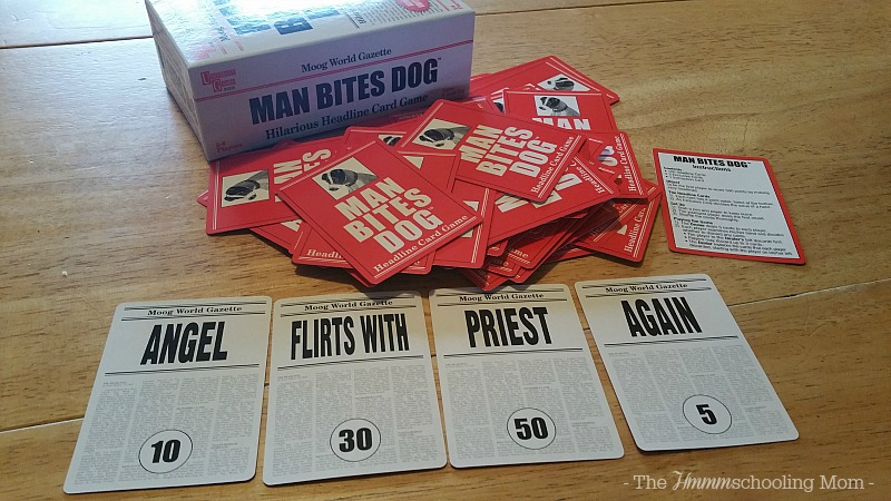 5 Favorite Card Games For Older Kids The Hmmmschooling Mom