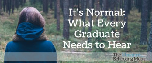 Three very honest things that every graduate needs to hear...that they aren't going to find written on a graduation card.