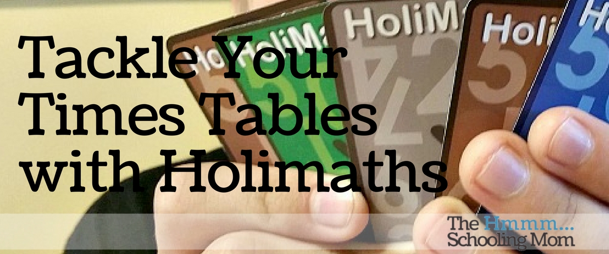 10 Ways To Tackle Your Times Tables with HoliMaths