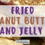 Fried Peanut Butter and Jelly