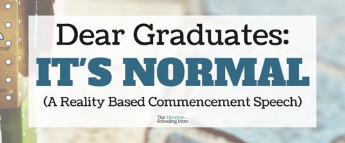 Dear graduate, here are three very honest things you need to hear about your future...and you won't find them written in any graduation card.
