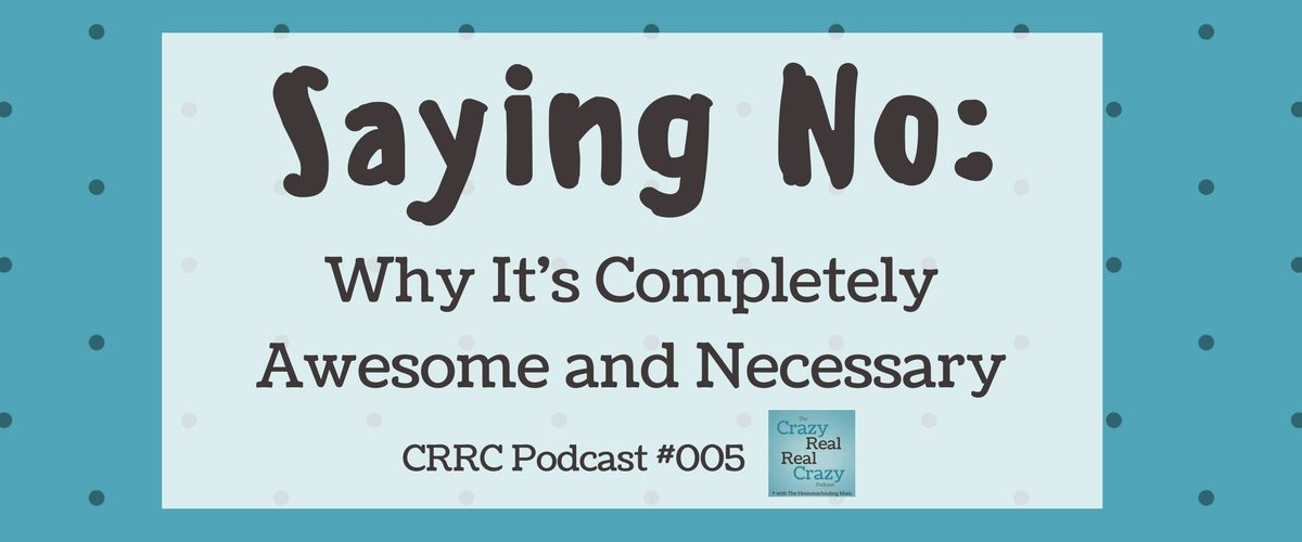 Saying No: Why It's Completely Awesome and Necessary