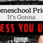 Homeschool Pride: It's Gonna Mess You Up