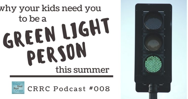 Summer is on its way, and we need to talk about busting out of our routines and changing up some boundaries. Let's get crazy real in episode 8 about things like summer vacation, how to be a green light person, and the simple fact that we've only go so much time left with our kids at home.