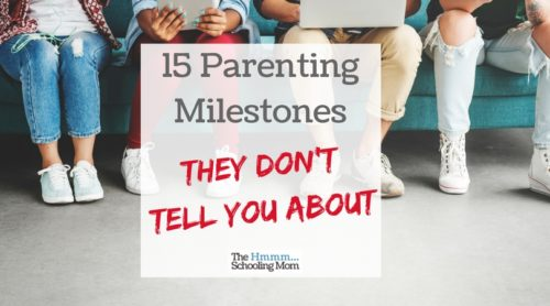 As kids get older, we often think of milestones like getting a driver's license, attending prom, or getting a first job. But there are many other milestones your kids will reach as they grow—milestones that are equally as life-changing, but aren't talked about nearly as much.