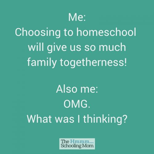 Homeschool family relationships can sometimes be challenging because of the amount of time everyone spends together. Here are a few tips to deal...