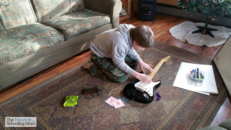 Let's just get this out in the open: there are some things that can get harder when homeschooling older kids. Here are five of them.
