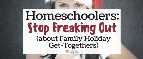 Not looking forward to the holiday family get together? Sick of answering questions? Tired of feeling judged? It's gonna be ok. Here's why.